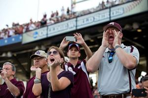Shatel: MSU fans paint Omaha maroon, but there's no shocking blue