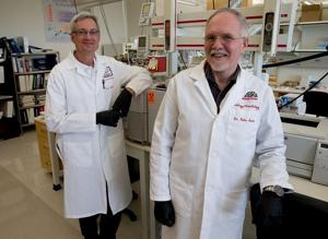 Hansen: Once-flush bioterror lab tries to stand guard against anthrax, ricin