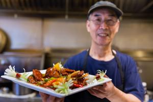 Food Prowl: Omaha's best sweet and sour pork is...