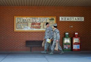 Trim military commissaries? Them's fightin' words