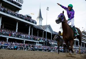 California Chrome wins Kentucky Derby