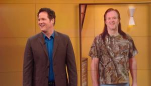 The reveal: Nebraskan sheds mullet on 'Rachael Ray'
