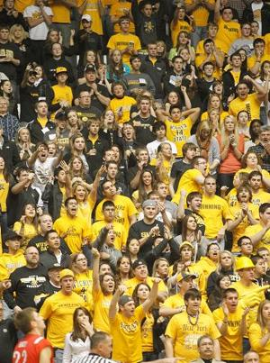 Shocker students can be a deafening sixth man