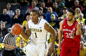 Wolverines jump on Huskers early in rout
