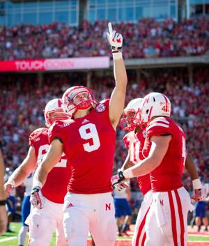 Husker receiver Burtch runs with his chance as walk-on