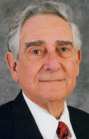 Dr. Larry E. Roffman worked for 'peaceful resolutions'