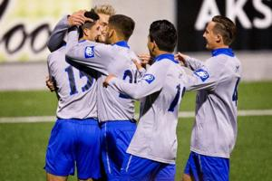 Bluejay men shut out Musketeers