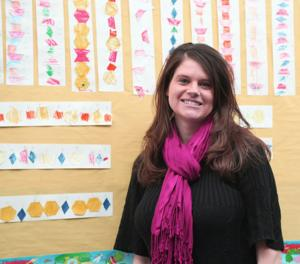 Teacher's own story inspires students, career choice and now, national award