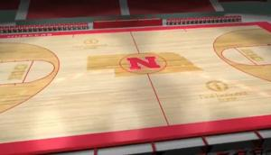 Nebraska unveils Pinnacle Bank Arena floor design