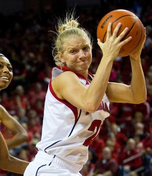 Husker guard Sadie Murren to transfer