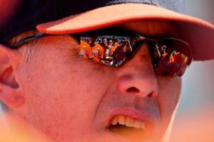 Former Bluejay O'Connor's Virginia team battles adversity, makes super regional