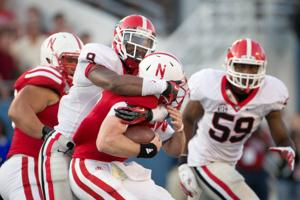 With running game revved up, NU aims to fix pass protection