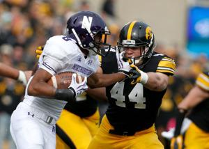 Notes: Northwestern likely will turn to freshman Buckley in its backfield