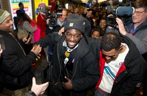 'Bud' Crawford Day: City Council recognizes Omaha's world champ