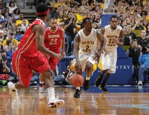 Wichita State clamps down on Redbirds in MVC semifinal