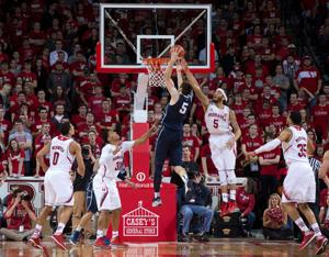 Huskers win fourth straight Big Ten game