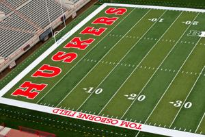 New Memorial Stadium turf like 'freshly mowed grass'