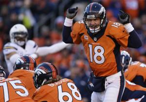 Kelly: 'Omaha!' calls could add up for Peyton Manning