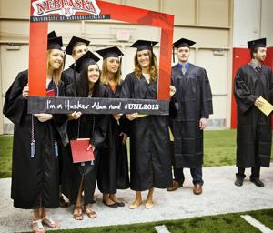 Some UNL grads disappointed over lack of formal graduation ceremony