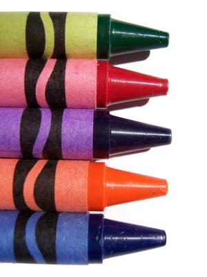 Brushing up for job interview? Think about crayons