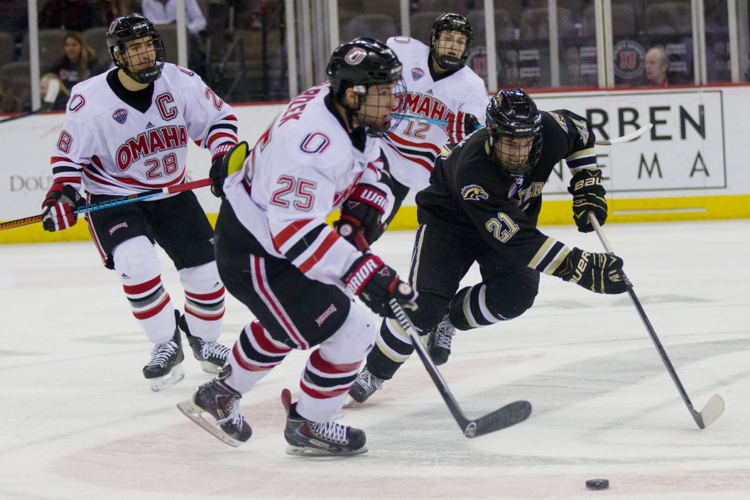 NCAA: Lakeville, Minnesota's Justin Parizek Quietly Has A Breakout Season For UNO