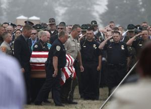 2,000 at funeral for slain Rockwell City police officer