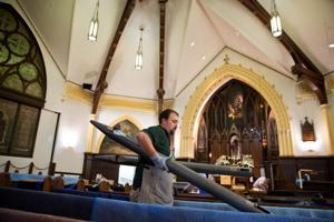 Midtown church's 2,700-pipe organ getting full transplant and repair