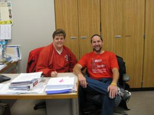 Goodfellows angels: At Omaha South High, helping is in their jeans