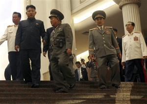 Some question SKorea spy claim about Kim's uncle