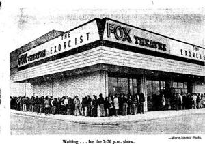 Archives: That time 'The Exorcist' opened in Omaha 39 years ago