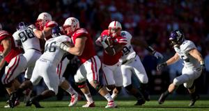 Huskers finding daylight after a dark seven days