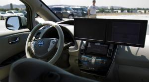 Self-driving cars in 'uncharted waters'
