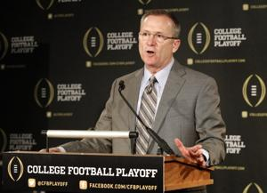 College Football Playoff committee unveiled, including Tom Osborne