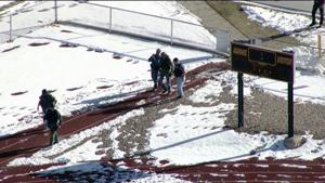 Suspect in Denver-area school shooting dead; 1 student wounded
