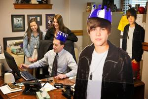 At Omaha's Central High, 'Justin' has a lot of true Beliebers