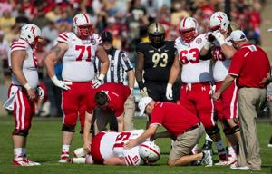 From the sidelines: Medical staff kept busy with injured Huskers