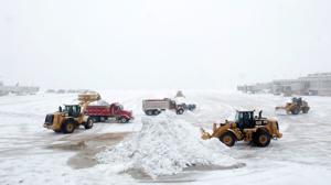 Winter's wrath costs travelers