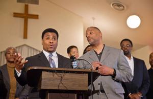 North Omaha pastors back police firings