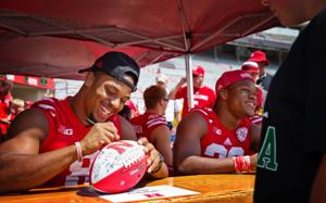 Q&A with Husker running back Ameer Abdullah