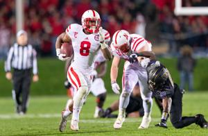 McKewon: Second-half dominance gives Huskers momentum