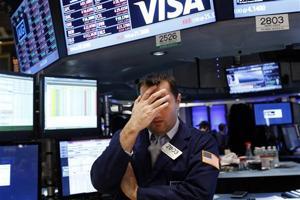 Global markets hit by fears of growth slowdown