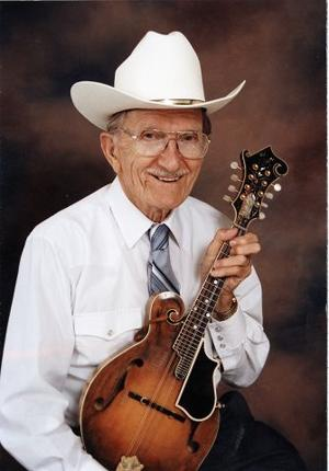 Hansen: Throughout Lyle Miller's 96 years there was, always, his love of the mandolin