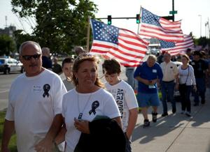 May 17 salute honors memory of the fallen