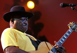 Taj Mahal, 71, and other guitarists who still rock