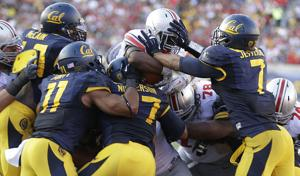 College football schedule, results, Sept. 15