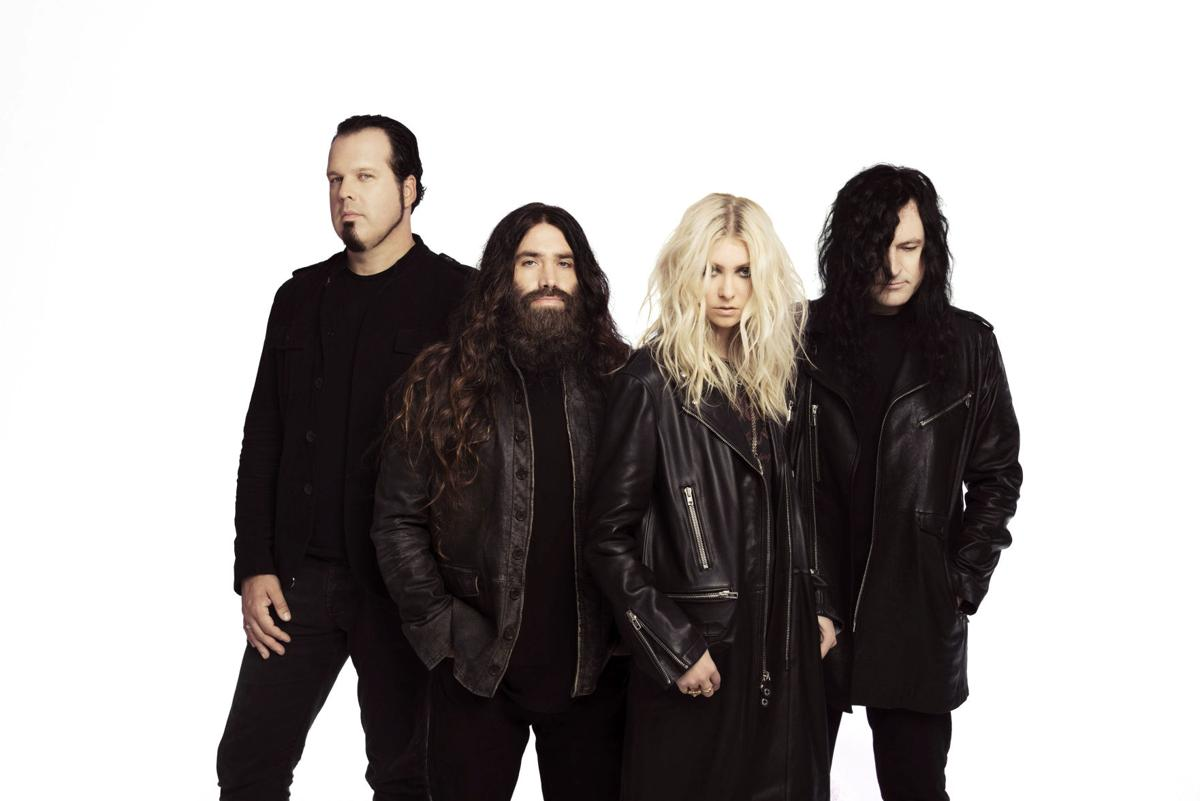 The Pretty Reckless is back, ready to rock