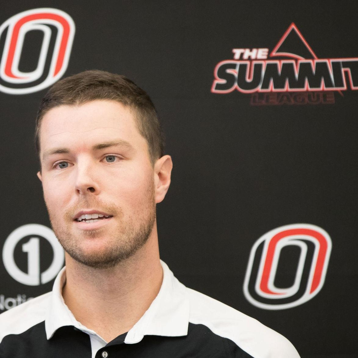 Shatel: Athletic Director Trev Alberts, new coach Evan Porter like state of UNO baseball