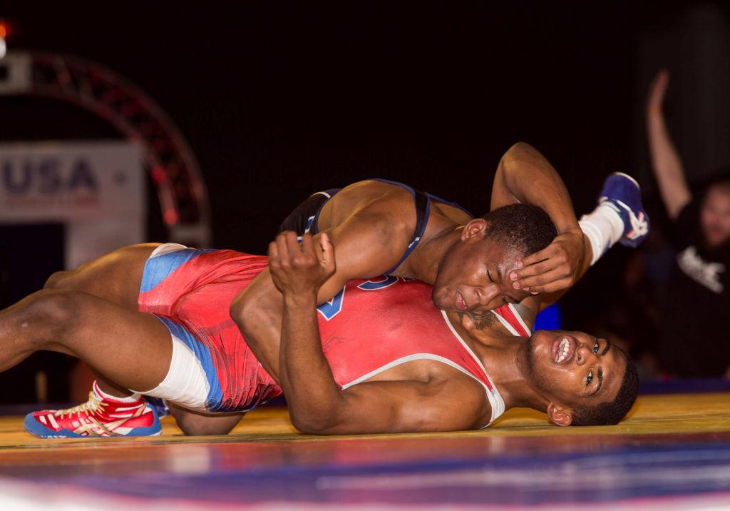 Javaughn Perkins Wrestling Perkins Usa Wrestling