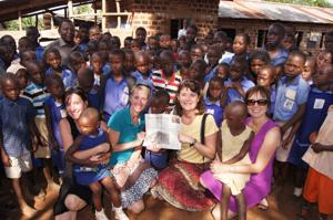 Travel snaps: The OWH stops in Uganda, Italy
