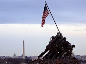 Nation's war memorials built so that we will never forget